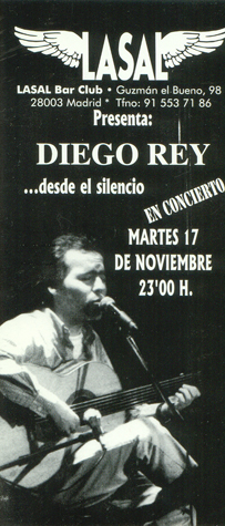 Lasal Bar, Madrid 1999